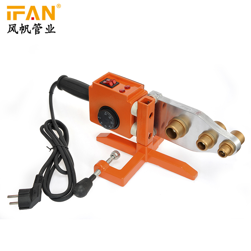 PVC PPR Hot machine 20-63MM PVC PPR Welding Machine for PPR Pipes and fittings