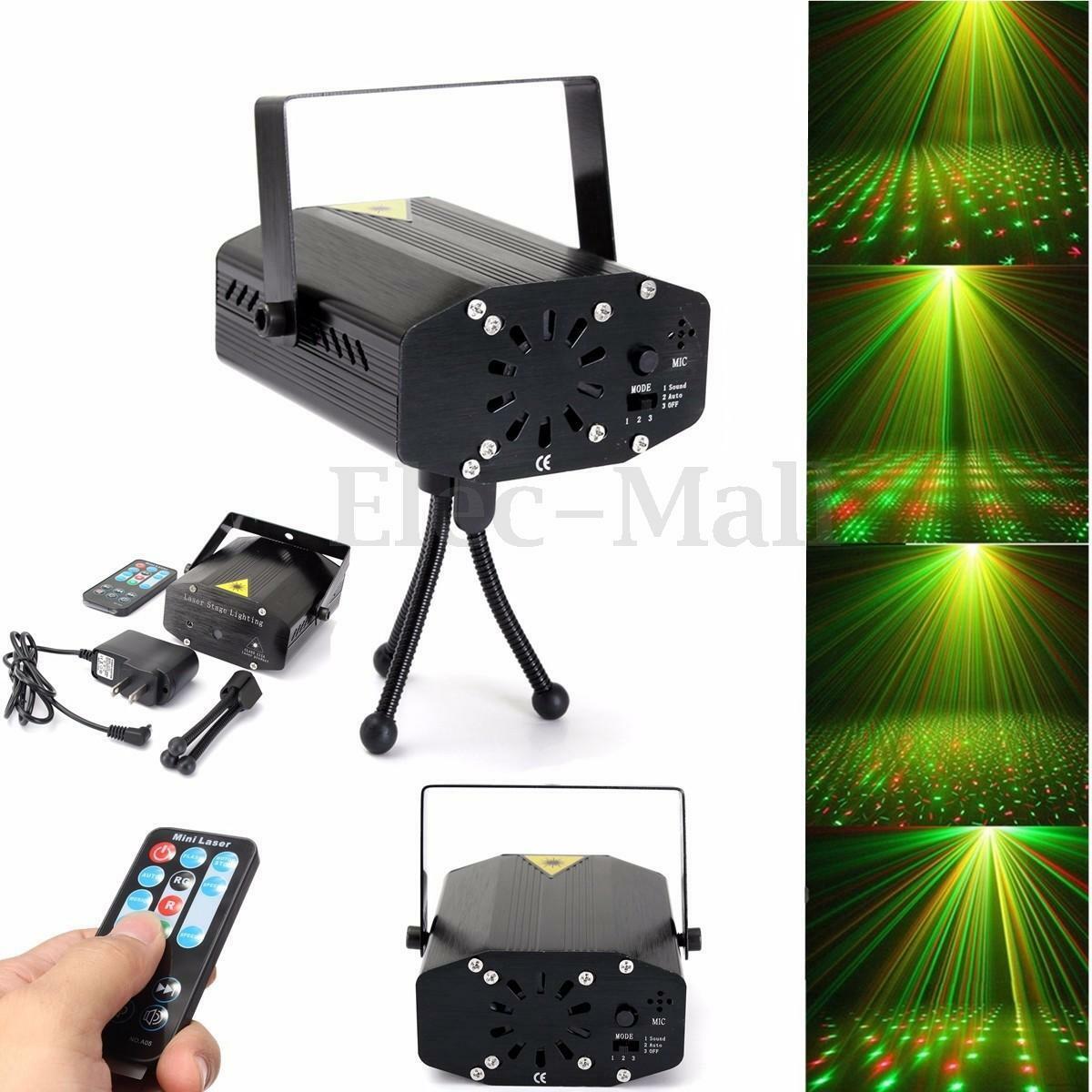 Projector Stage Light LED RGB Lighting