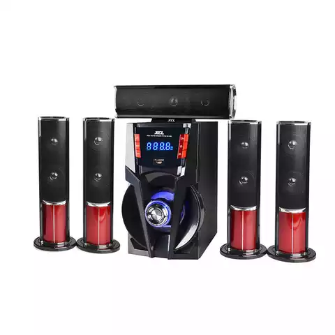 5.1 Channel Emgold Bluetooth Home Theater Sound System
