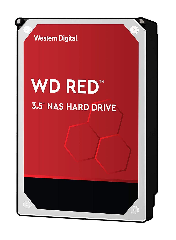 4TB NAS Hard Disk Drive - 5400 RPM Class SATA 6 Gb/s