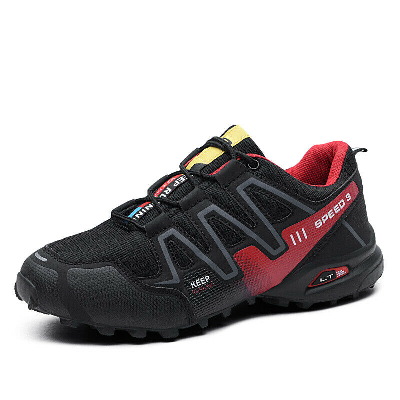 Men's Casual Sneaker outdoor hiking Climbing Running Athletic Shoes big size