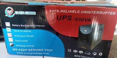 650VA UPS