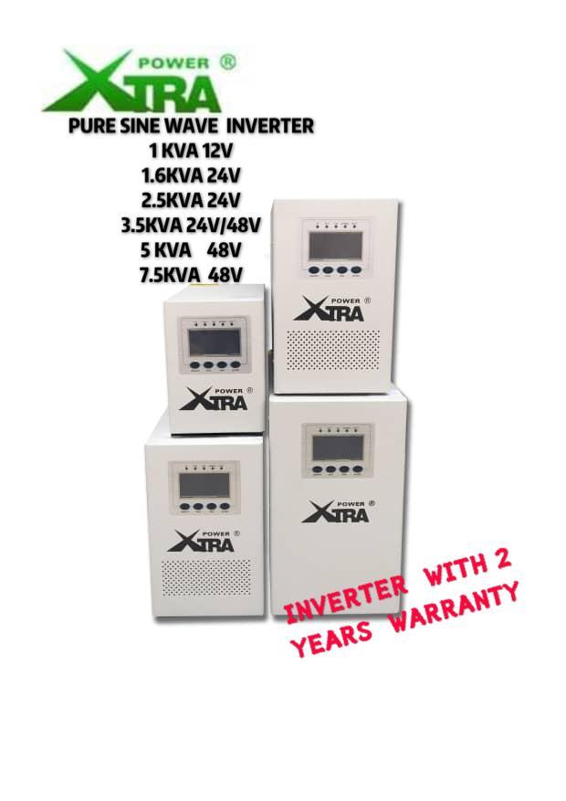 5 KVA 48DC Pure Sine Wave inverter