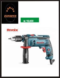 Ronix New 13mm Impact Drill 600W Impact Drill Tools Machine Model 2211