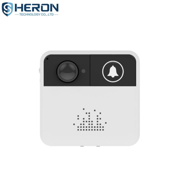 Smart WiFi video doorbell, wireless video door phone, IP Wi-Fi camera