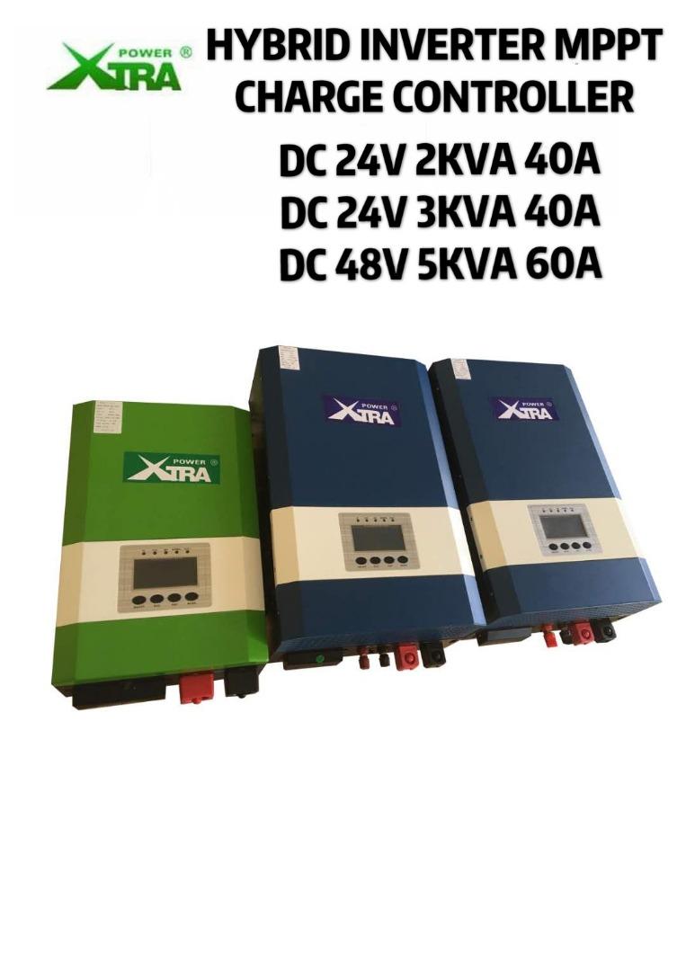 2kVA 24V Hybrid Inverter