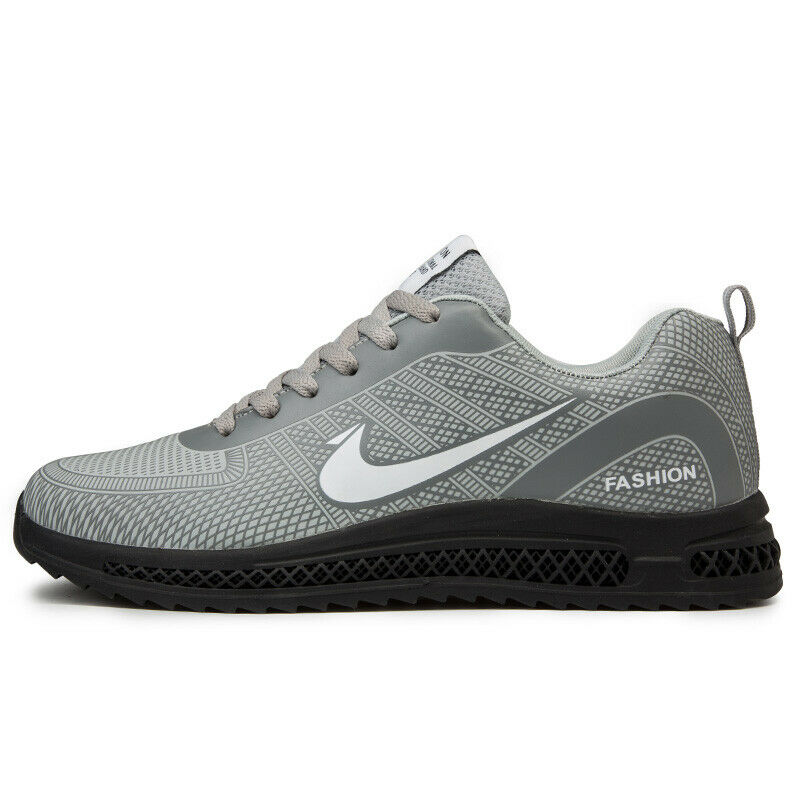 Men's Jogging Shoes Athletic Breathable Sports Outdoor Running Sneakers Big Size