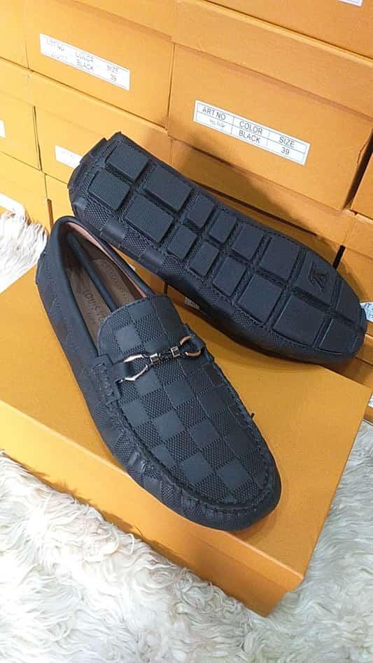 Quality Men Casual Black Shoe