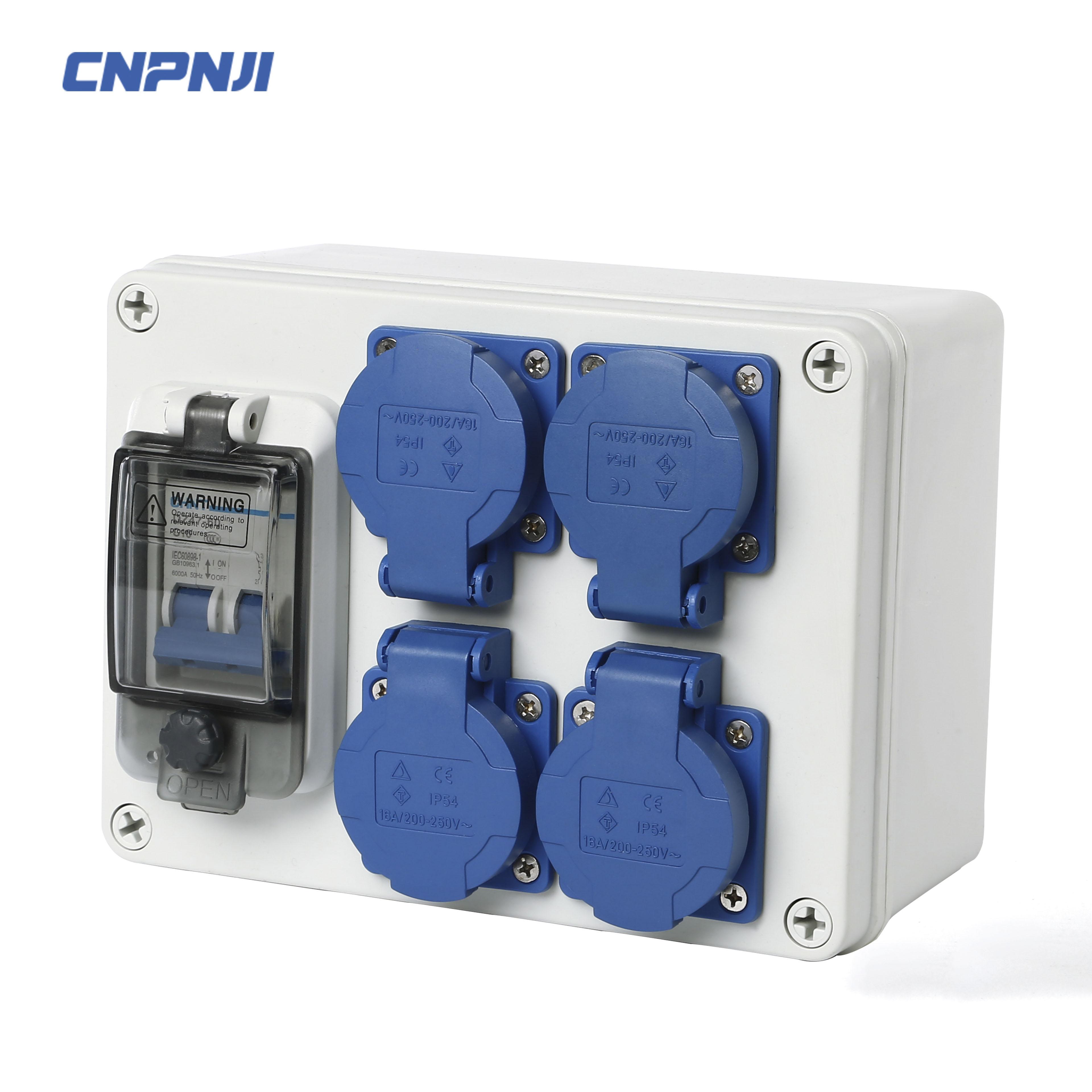 ABS PC Plastic Waterproof DIY Junction industrial sokcet Box Enclosure 250x150x100mm
